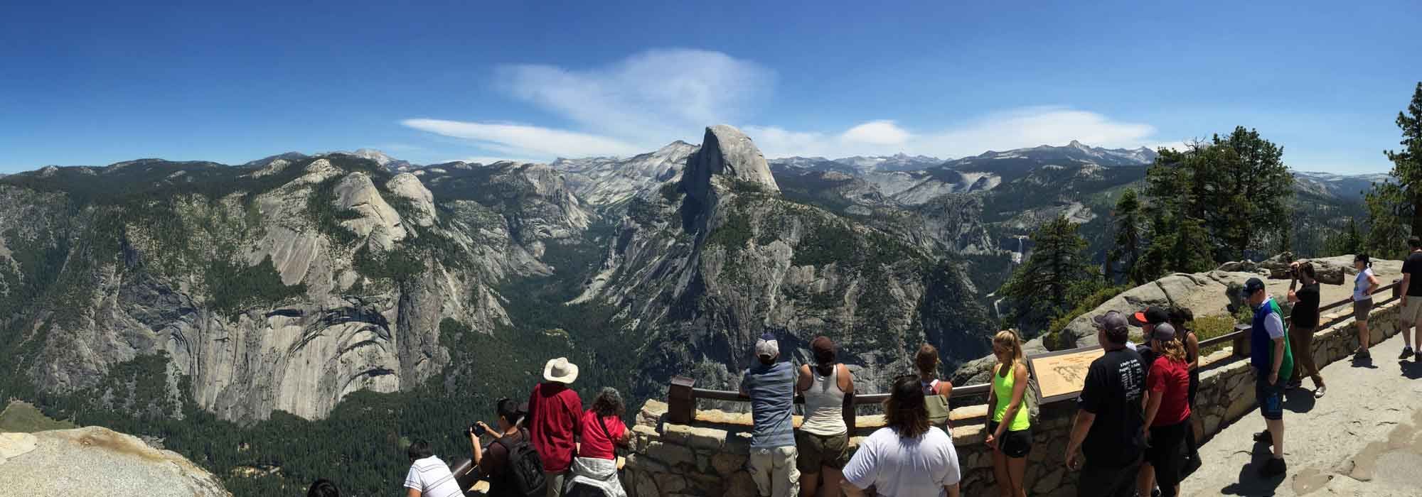 Yosemite National Park Tours From Fresno