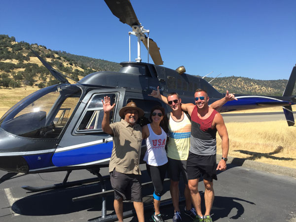 Mammoth Lakes Helicopter Tours