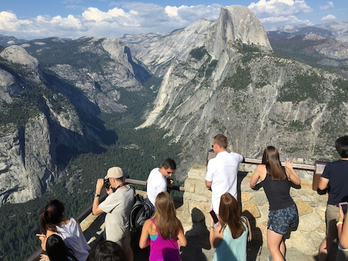 Day Tour From Los Angeles To Yosemite