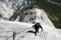 Climb Half Dome
