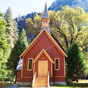 Yosemite Chapel