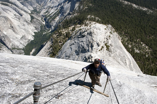 4 Day Half Dome Backpacking Weekend Crossroads Tours